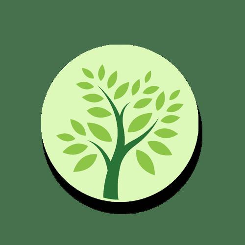 tree 500x500 green 2
